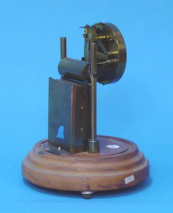 802: Barr Electric Battery Mantel Clock - 2