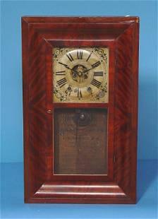 E C Brewster OG Shelf Clock
