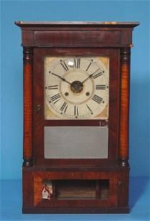 Putnam Bailey Column Shelf Clock