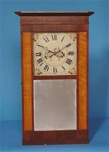 Rodney Brace Torrington Woodworks Shelf Clock