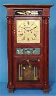 Adams, New York Shelf Clock