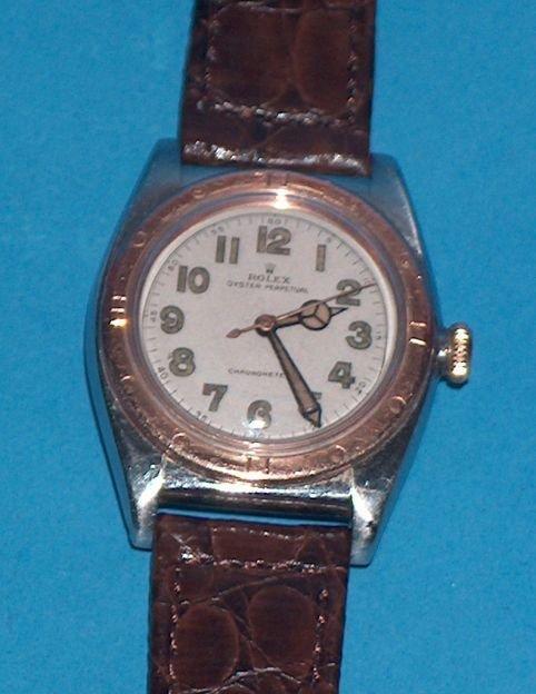 1480: Rolex 18 Jewel Chronometer Ref. 2940 Watch