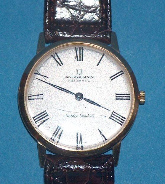 1484: Universal Geneve 25 Jewel Watch