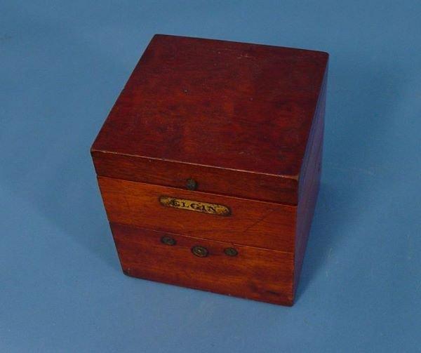 1494: Rare Elgin Chronometer In Gimbaled Box - 3