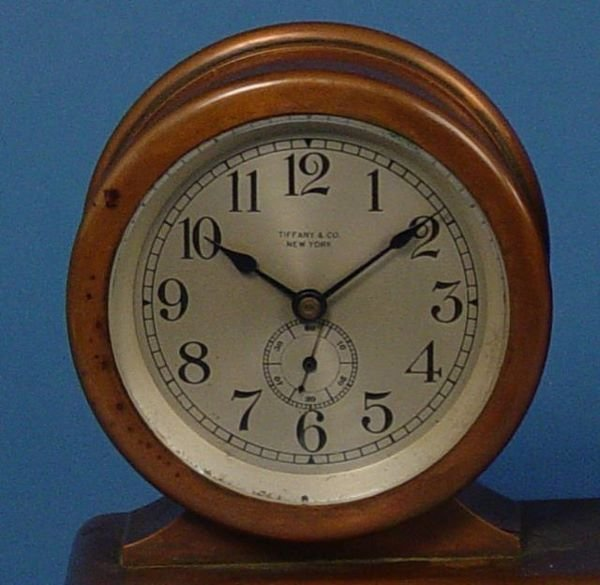 1504: Tiffany & Co. Chelsea Clock Barometer - 2