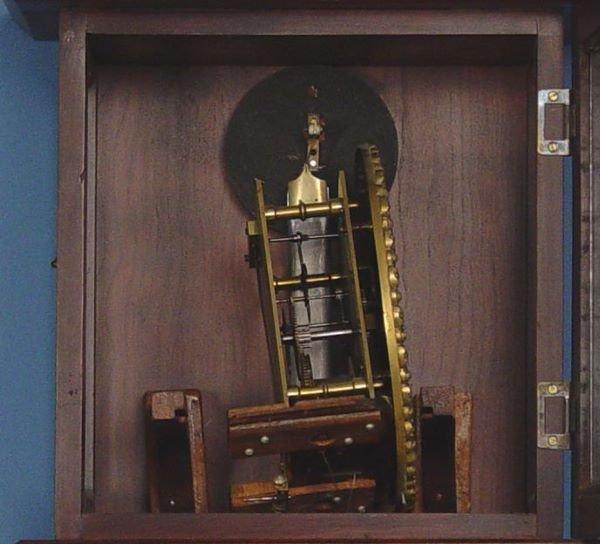 1800: Laterndluhr Vienna Regulator Wall Clock - 3