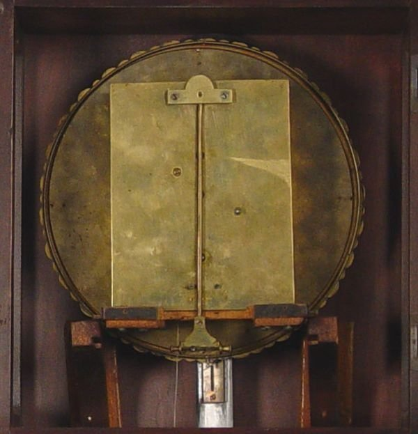 1800: Laterndluhr Vienna Regulator Wall Clock - 4