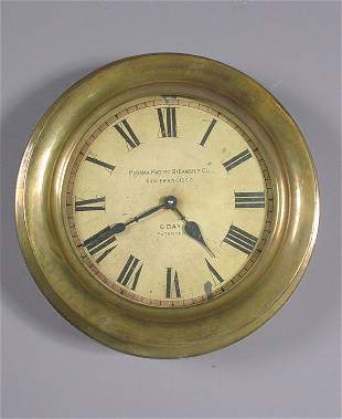 Timeworks, Berkley, Ship's Clock repro