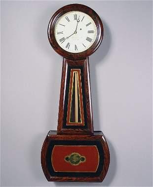 E. Howard & Co. #4 repro Wall Clock