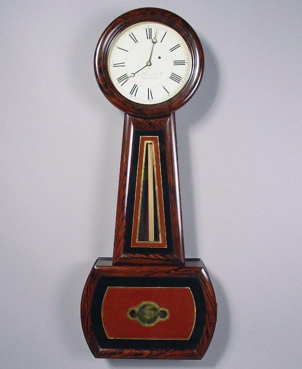 17: E. Howard & Co. #4 repro Wall Clock