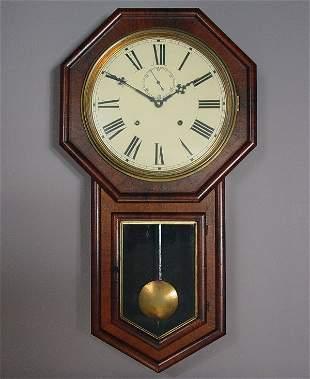 E.N. Welch Verdi Antique Wall Clock