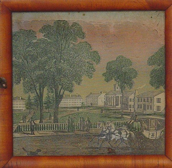 43: D. S. Crosby Antique Beehive Clock - 2