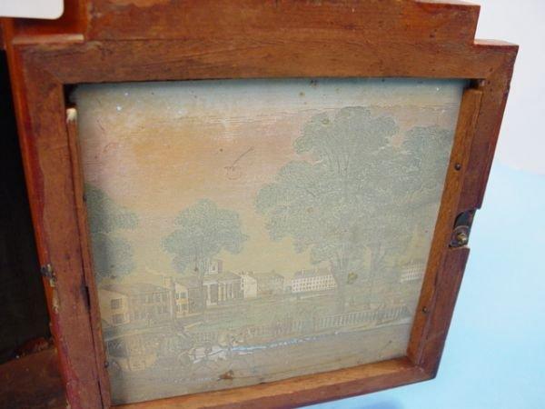 43: D. S. Crosby Antique Beehive Clock - 3