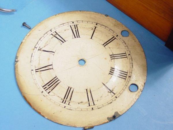 43: D. S. Crosby Antique Beehive Clock - 5