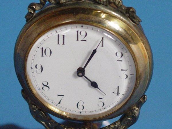 234: Junghans Mystery Swing Arm Clock - 3