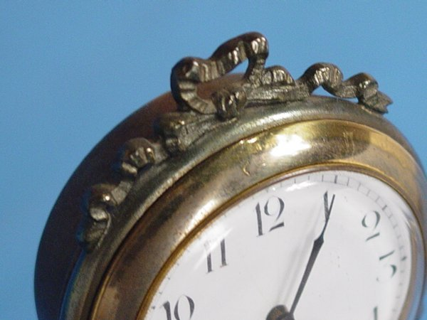234: Junghans Mystery Swing Arm Clock - 4