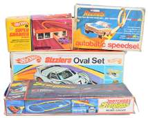 A good collection of original vintage diecast racing
