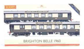 A Hornby 00 gauge model railway train set pack R3184