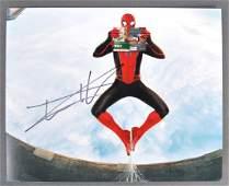 Tom Holland  English Actor  Spiderman  a rare