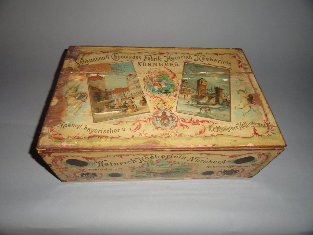 Nuremberg Chocolate Box