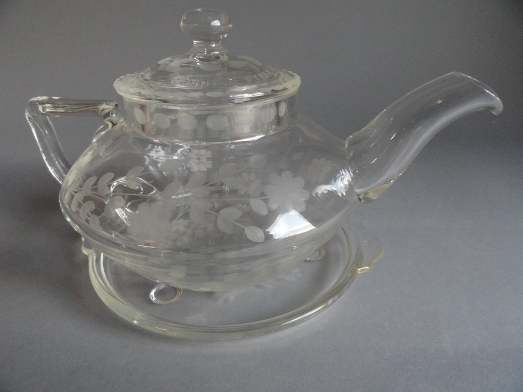 Pyrex 25th Anniversary Tea Pot