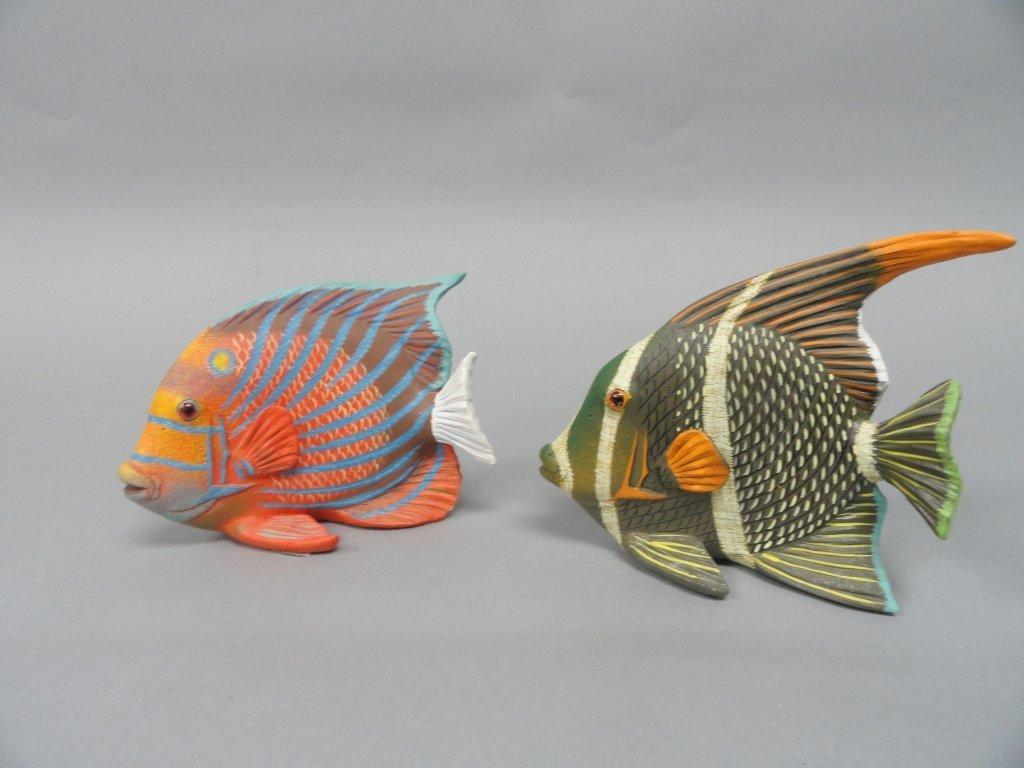 2 Land and Sea Nature Series Fish