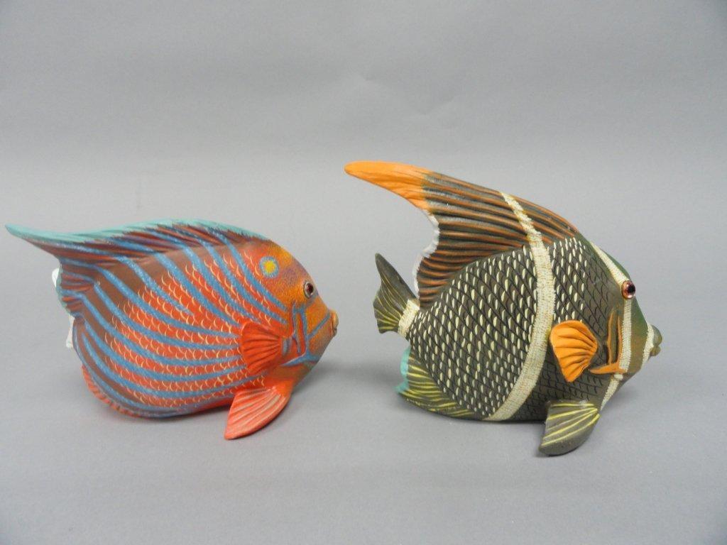 2 Land and Sea Nature Series Fish - 2