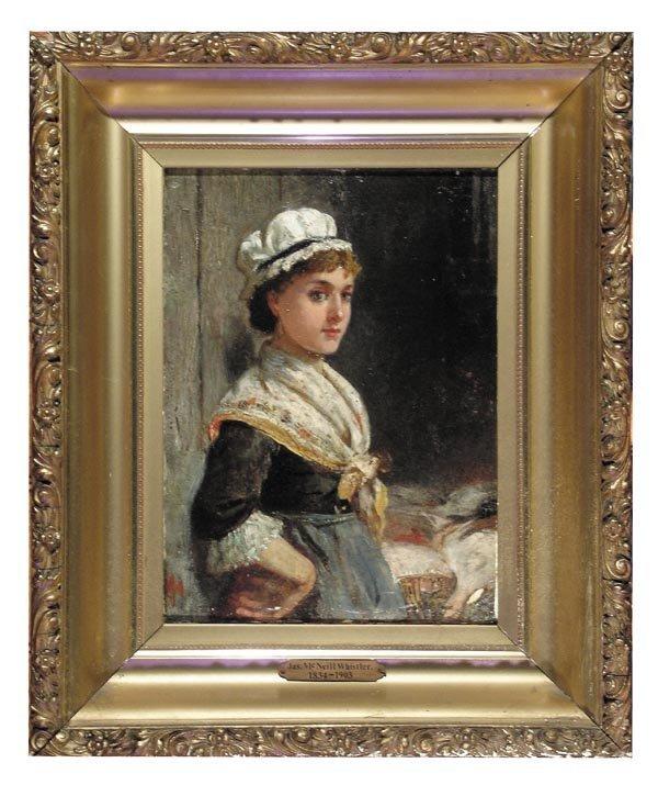 12: James McNeil Whistler