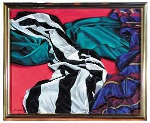 "Robert Marshall, ""Fabric Flying"""
