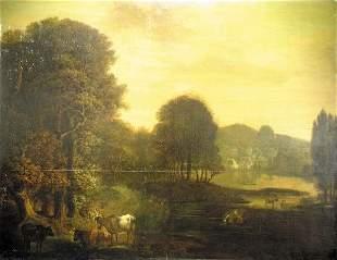 Italian School Artist, Landscape