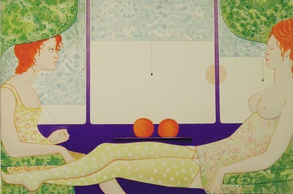 1008: Leonor Fini, Artist's Proof