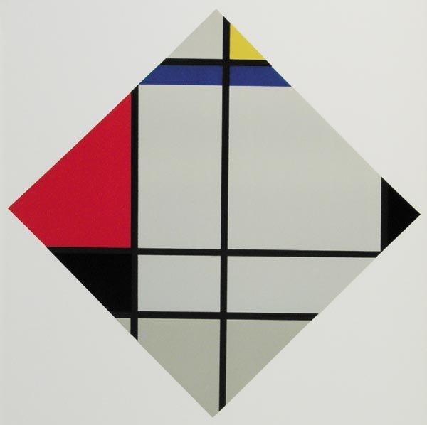 1016: Cesar Domela, Artist's Proof