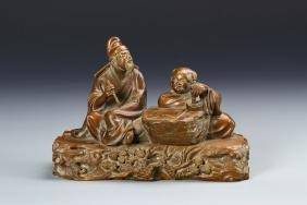 Chinese Hardwood Scholars