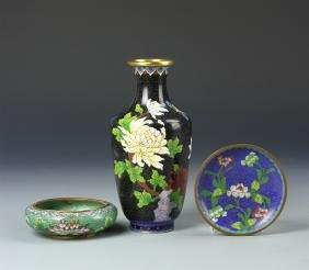 Chinese Cloisonne Item