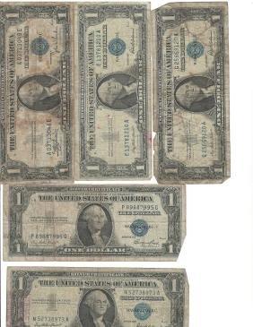 Nine Bank Notes