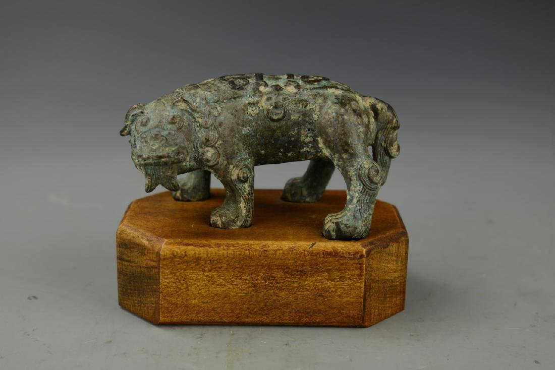 Chinese Bronze Animal