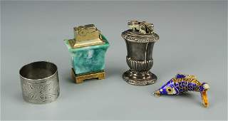 Four Collectable Items