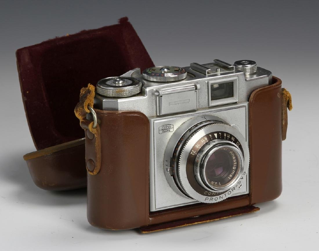 German Zeiss Ikon Camera