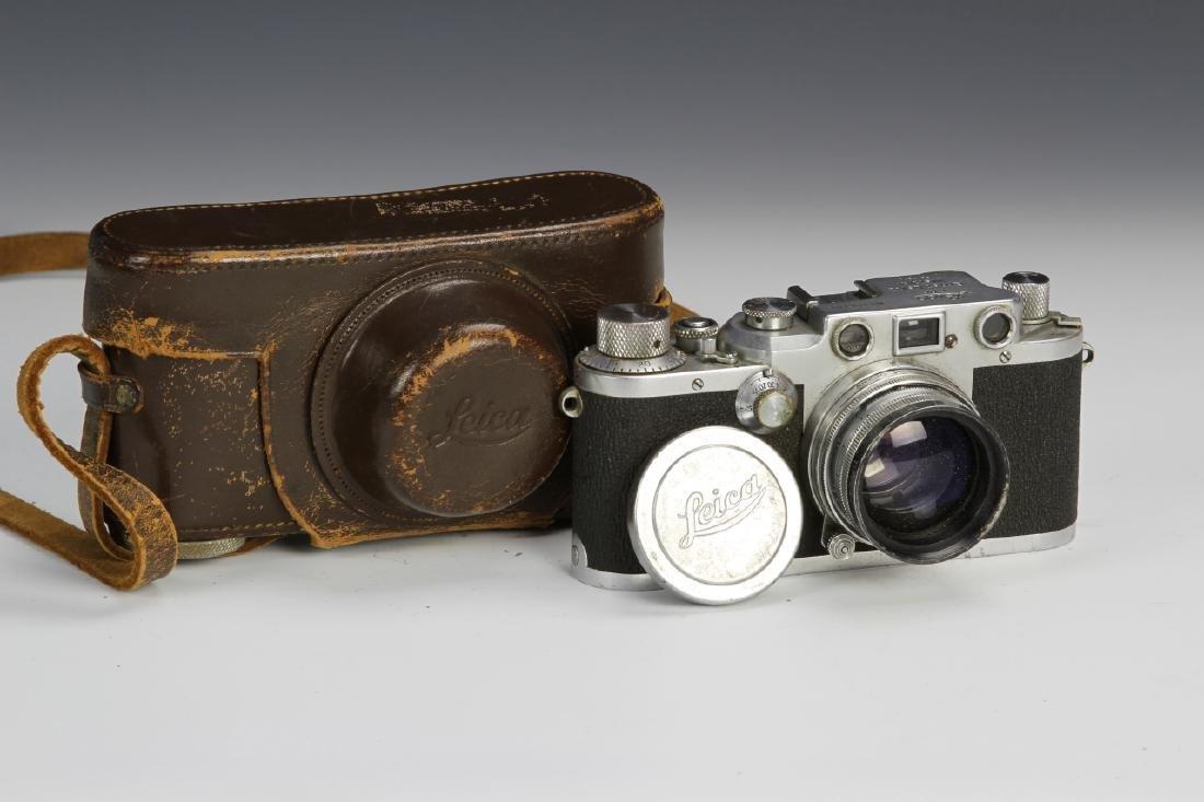 German Camera, Marked Leica