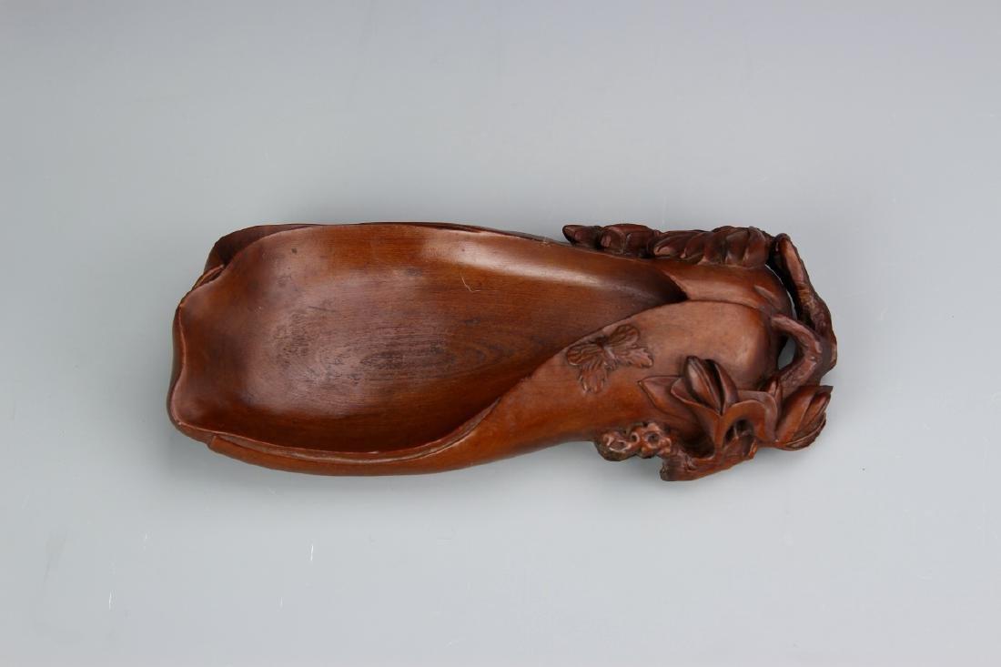 Chinese Wood Brush Washer - 4