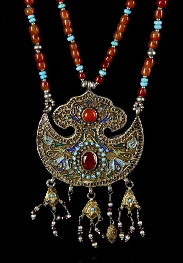 Tibetan Necklace - 2