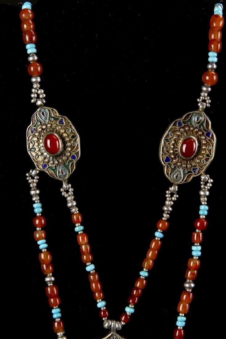 Tibetan Necklace - 3