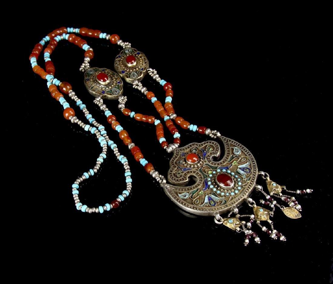 Tibetan Necklace - 4