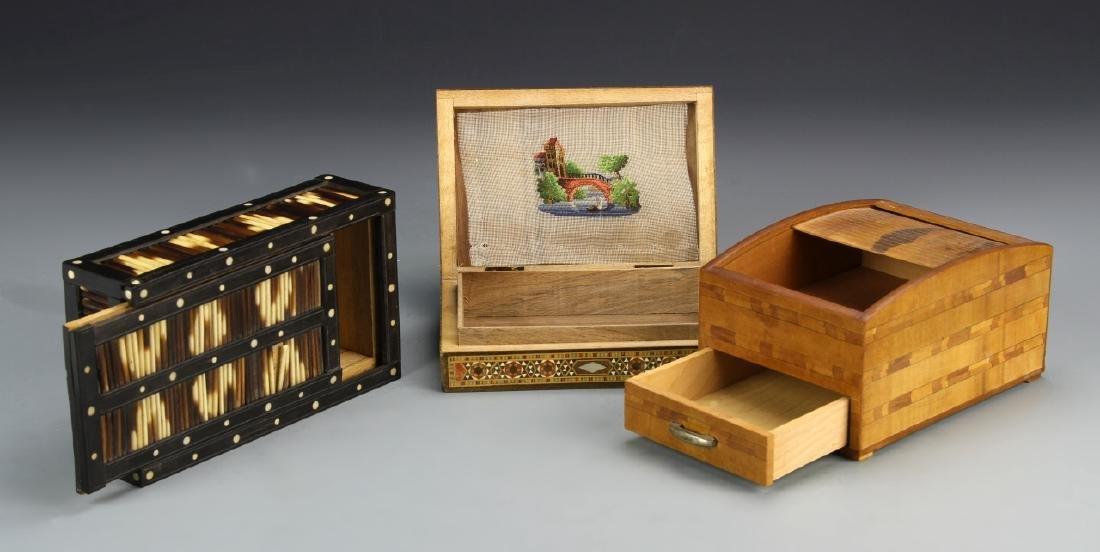 Three Asian Boxes - 2