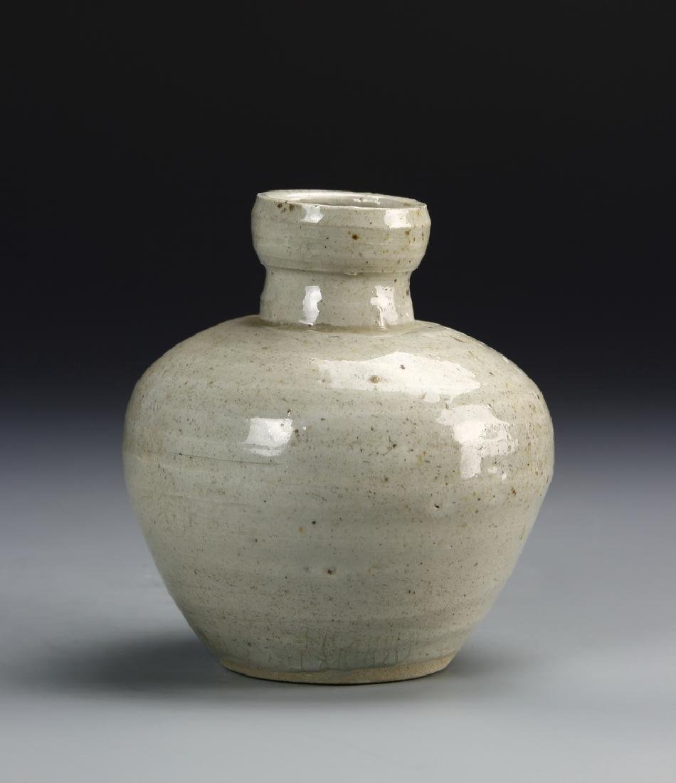 Chinese Antique Celadon Jar