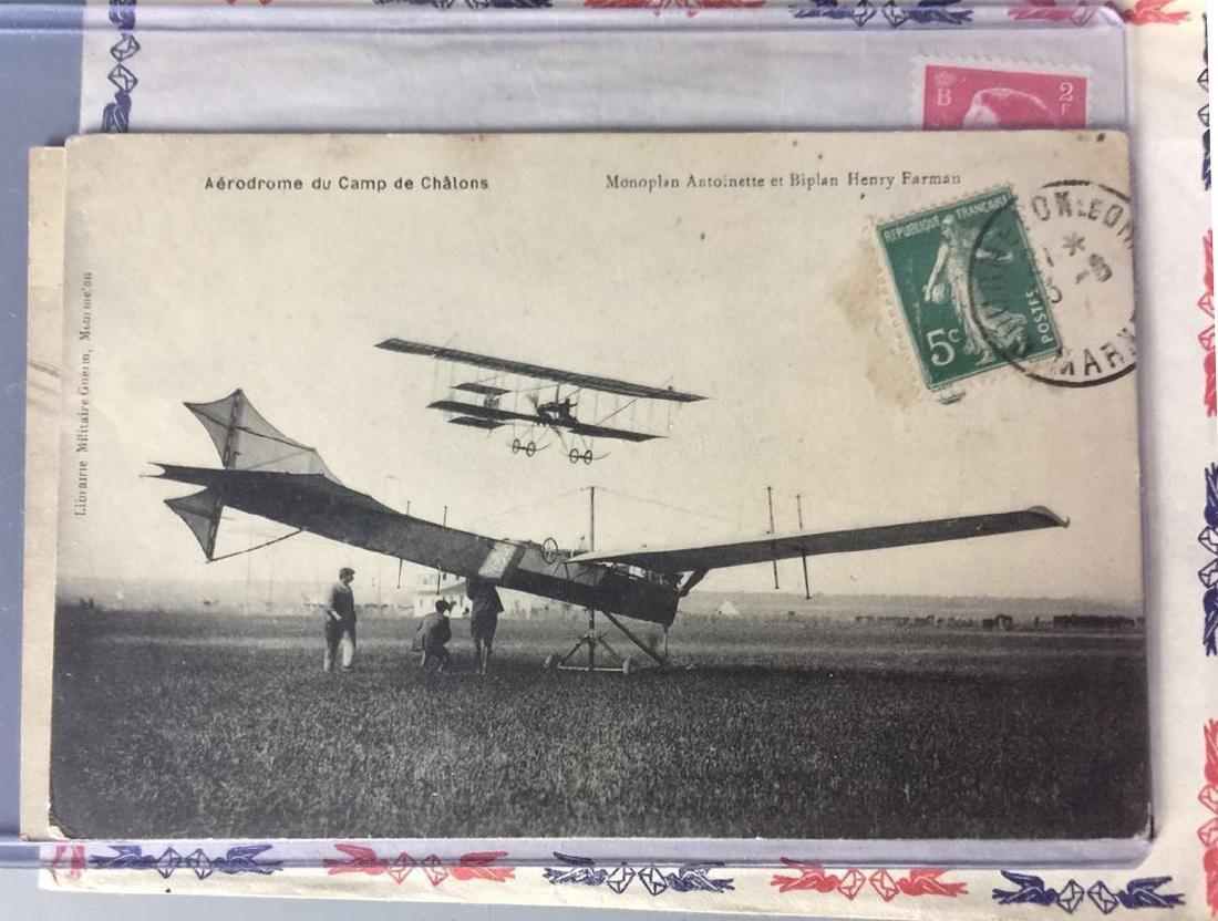 International Helicopter Passenger Postcard - 4