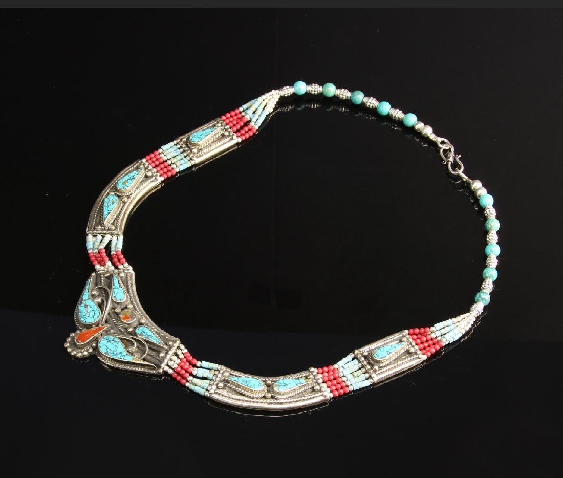 Chinese Tibetan Necklace