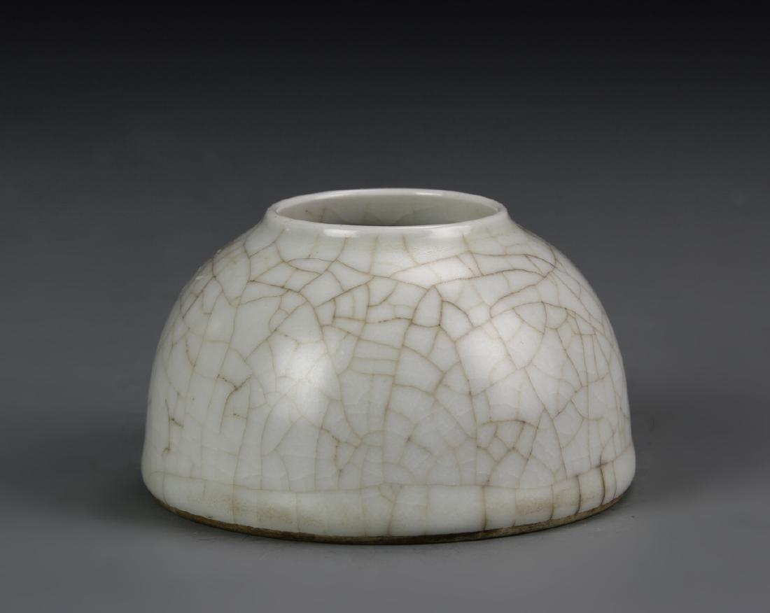 Chinese Long Quan Yao White Water Pot