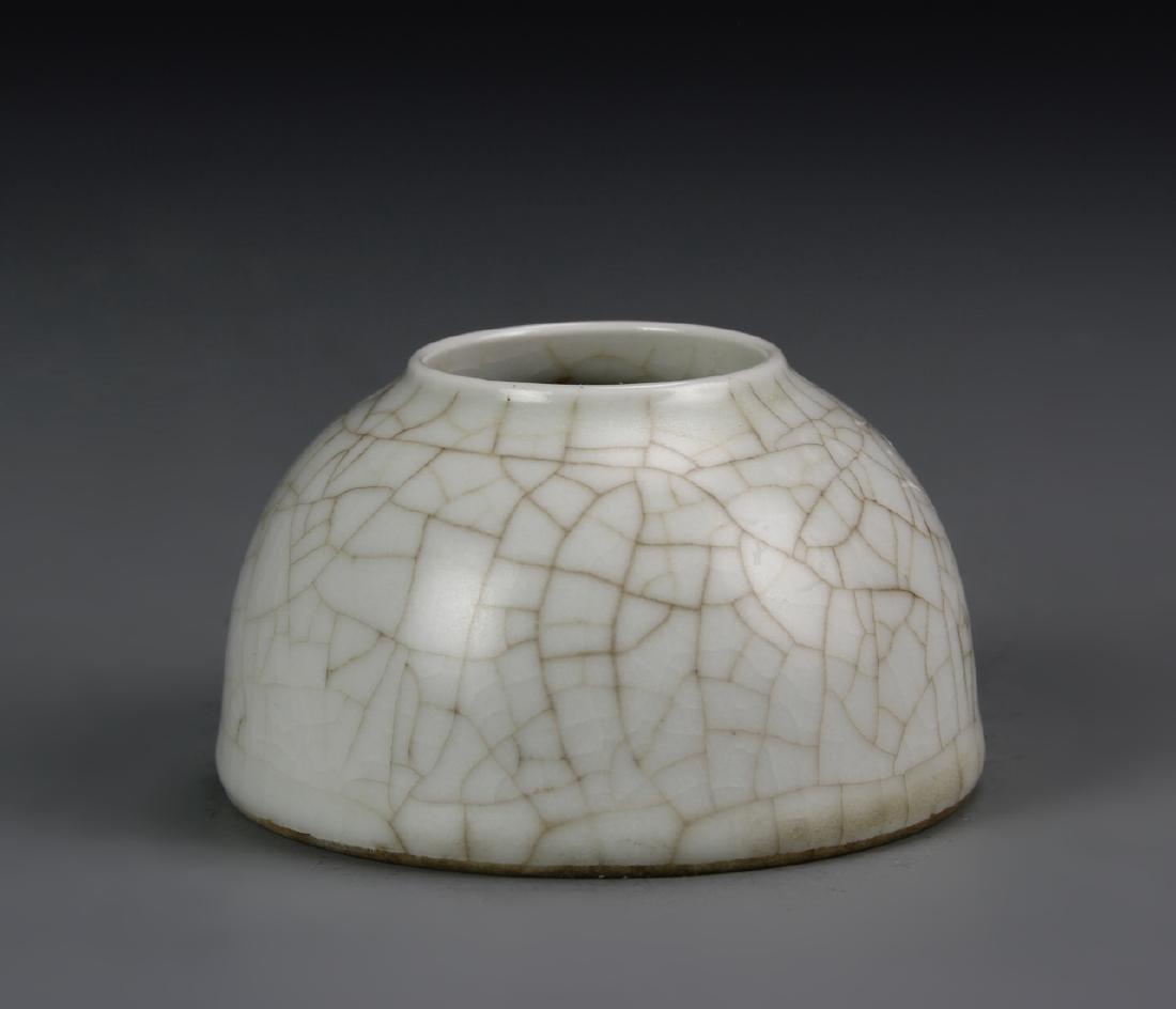 Chinese Long Quan Yao White Water Pot - 2