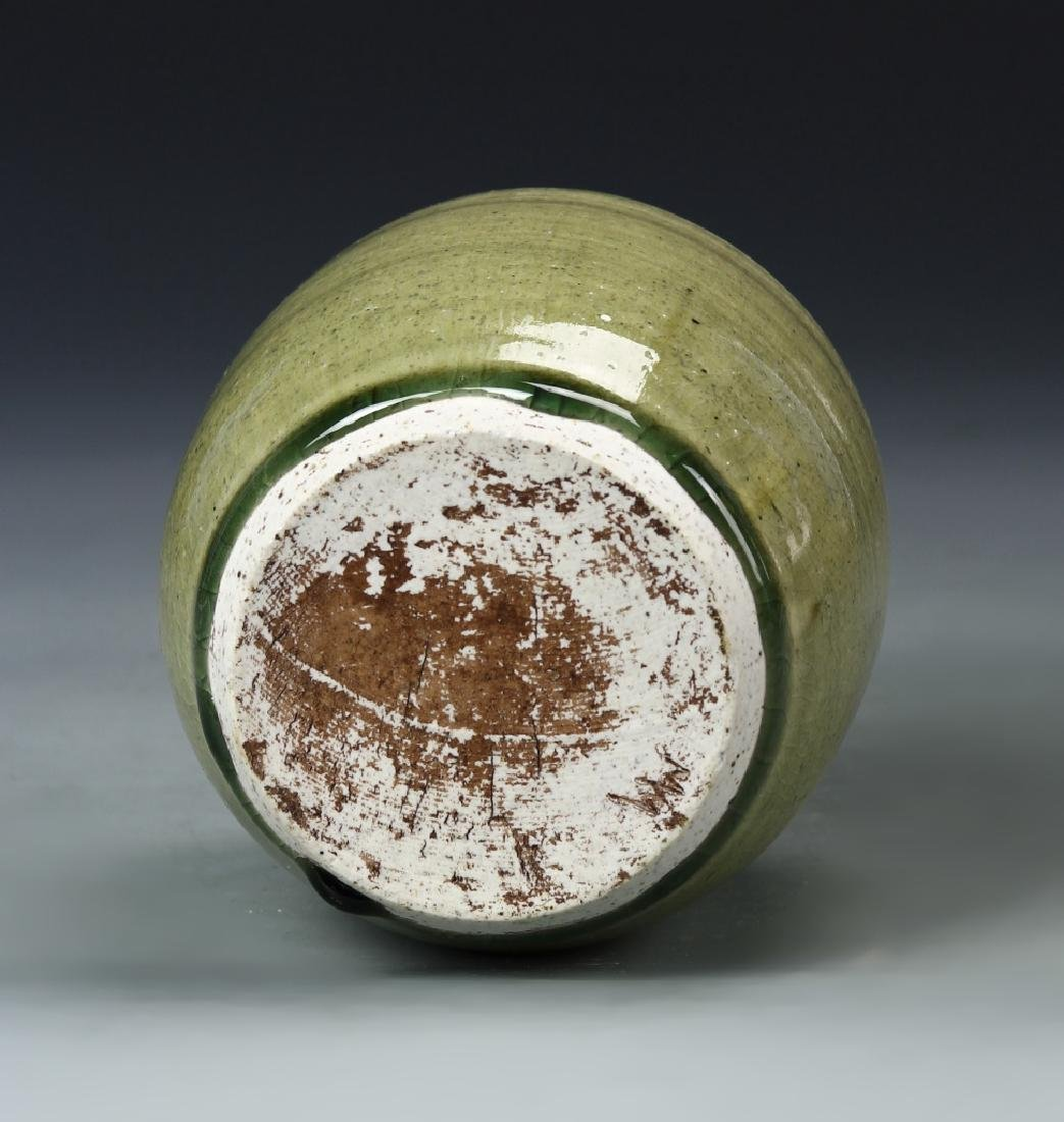 Chinese Celadon Jar - 3